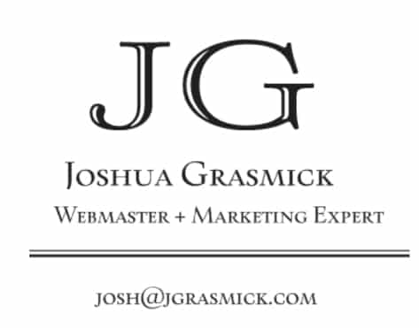 JGrasmick Marketing #1 SEO Company